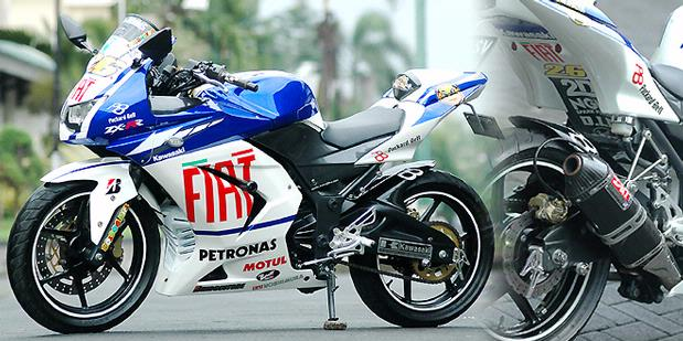 Photo Foto Modifikasi Motor Gp